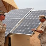 The Australian Military are Deploying Solar Power and Energy Storage