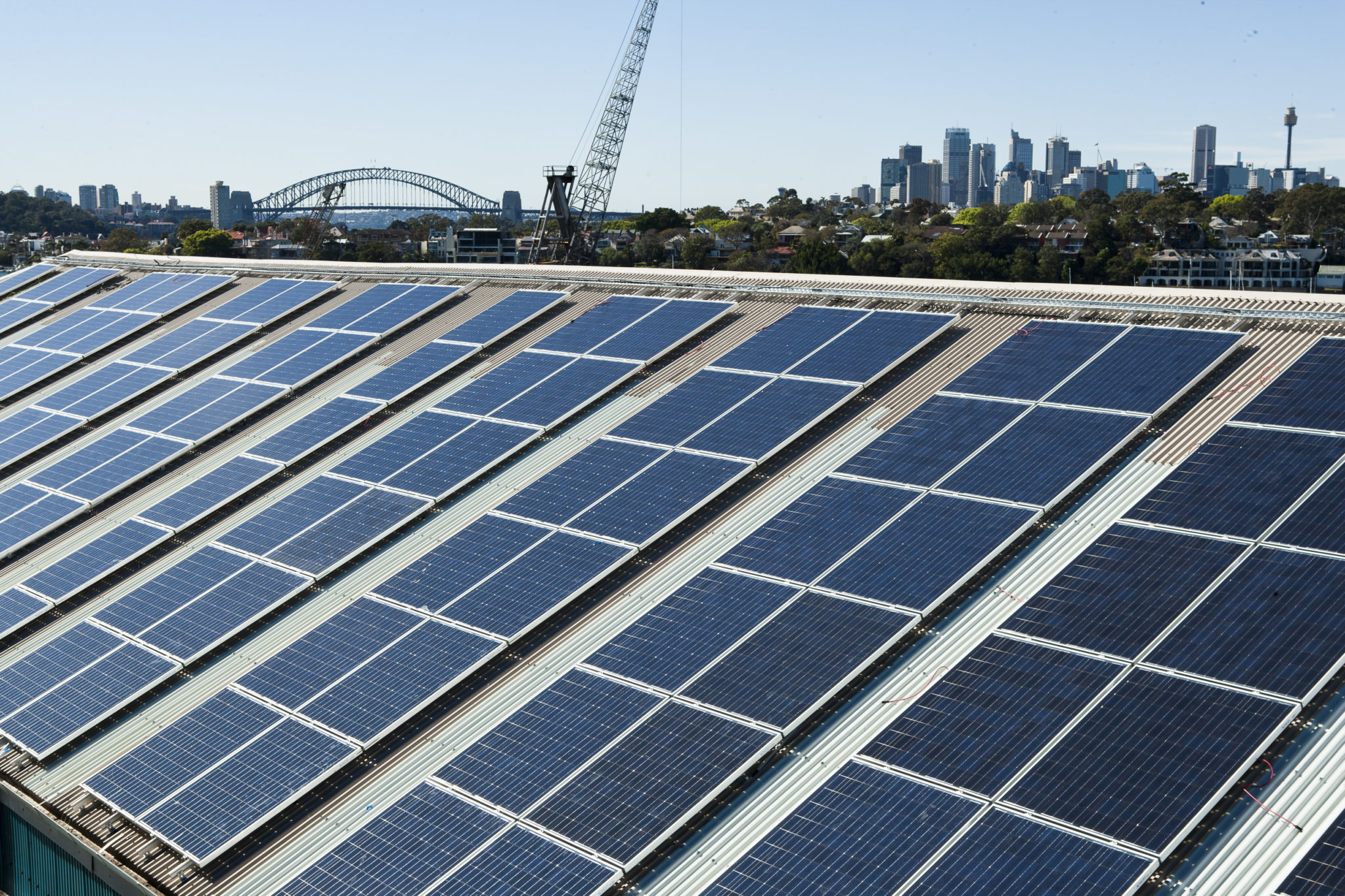 September Was a Record Month for Rooftop Solar in Australia