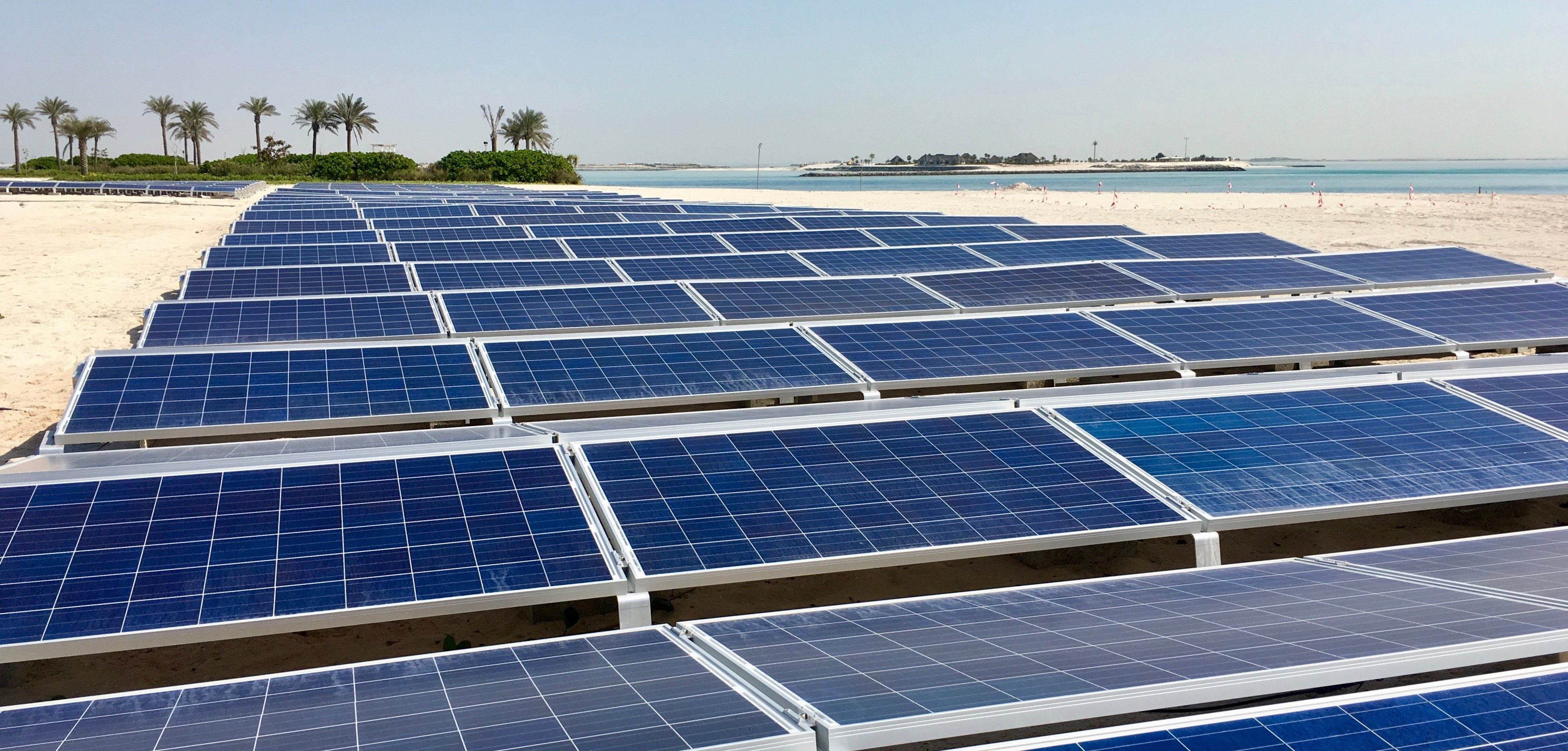Even Oil-Producing Countries Are Going Solar