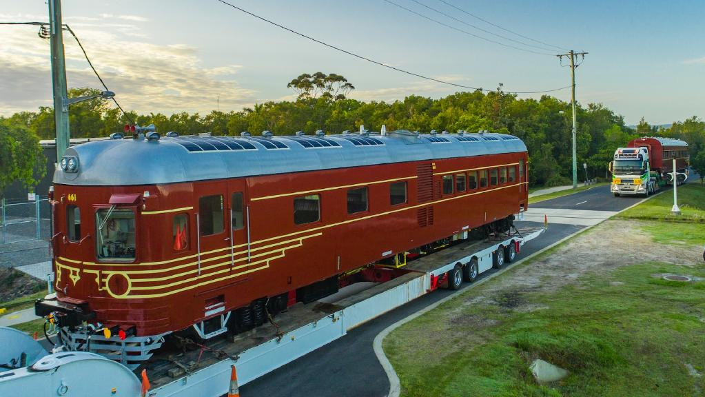 New South Wales Will Have the First Solar Train in the World