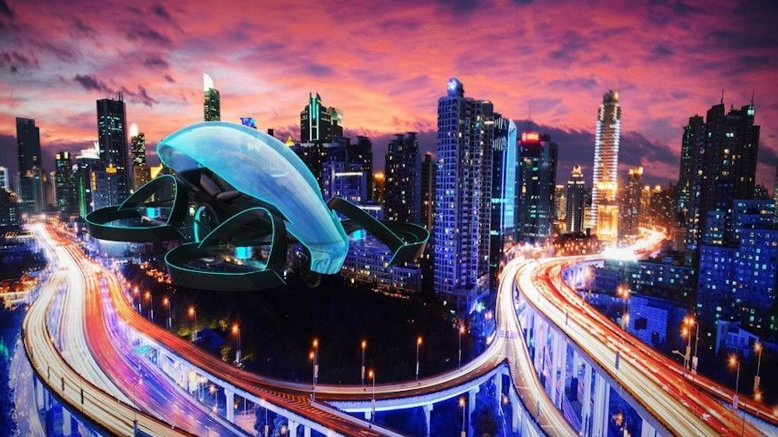 What Flying Cars and Solar Power Have in Common