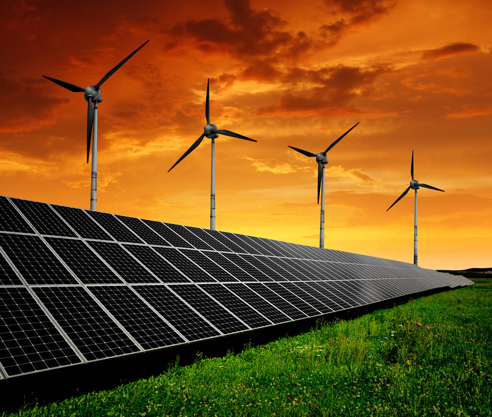 Hybrid Solar and Wind Farm with Battery Storage in QLD: First of its Kind Globally