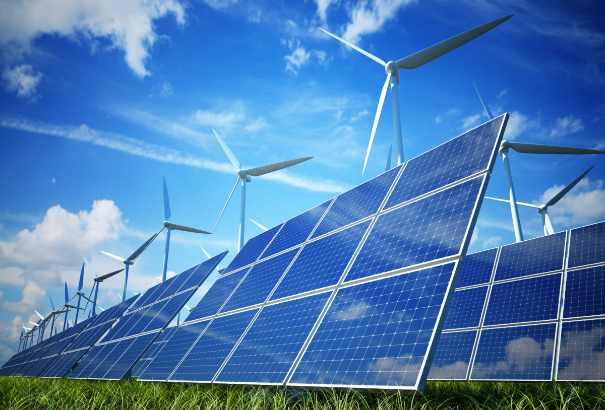 Solar and Wind Power Generated More Energy Than Gas in September