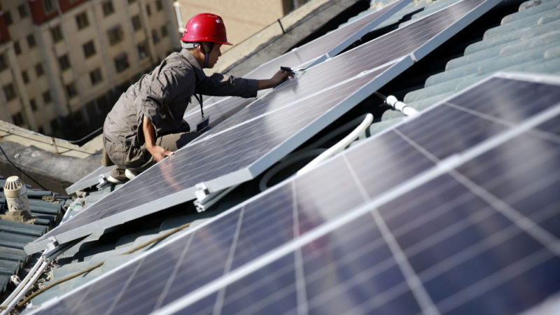How Commercial Solar Power Protects the Reputation of Large Organisations