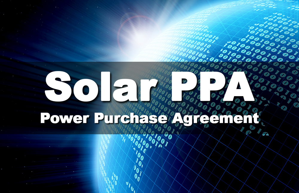 How a Solar PPA Protects You From Electricity Price Increases