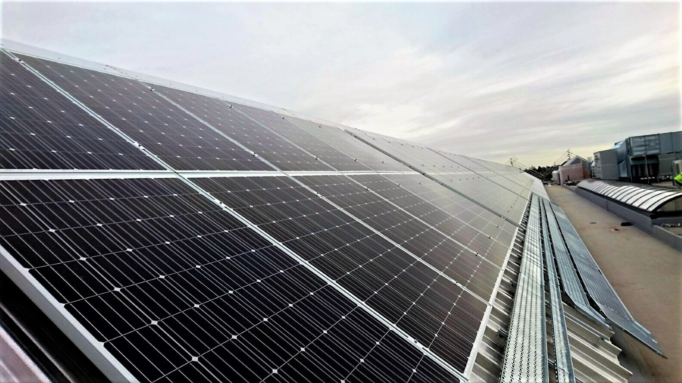 How Rooftop Solar Systems Help Power Networks
