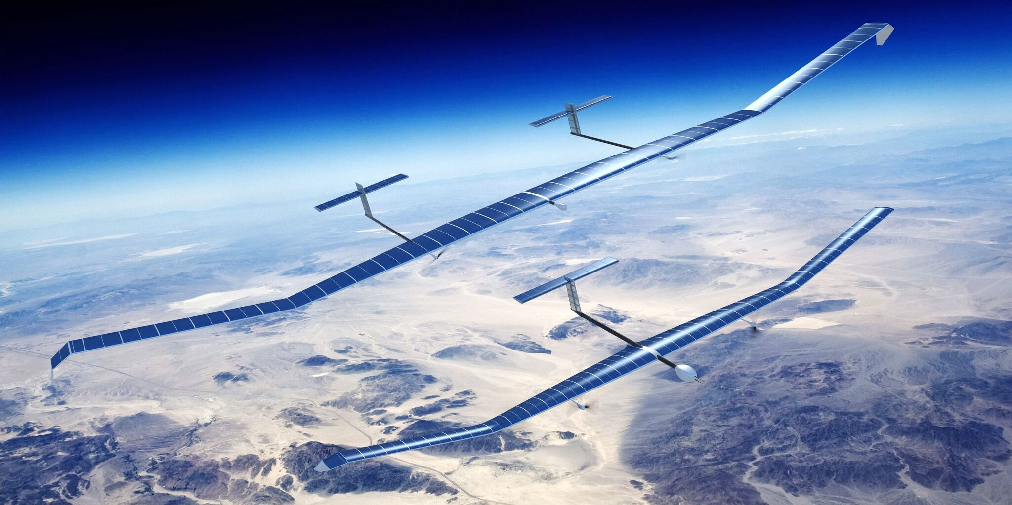 An Airbus Solar Airplane Flew for 26 Days in a Row